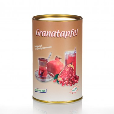 Granatapfeltee 250 g Dose