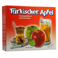 Türkischer Apfeltee Rot 700 g